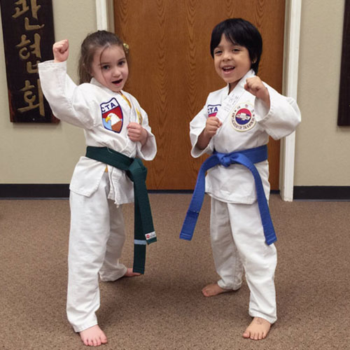 Kids Martial Arts in San Antonio